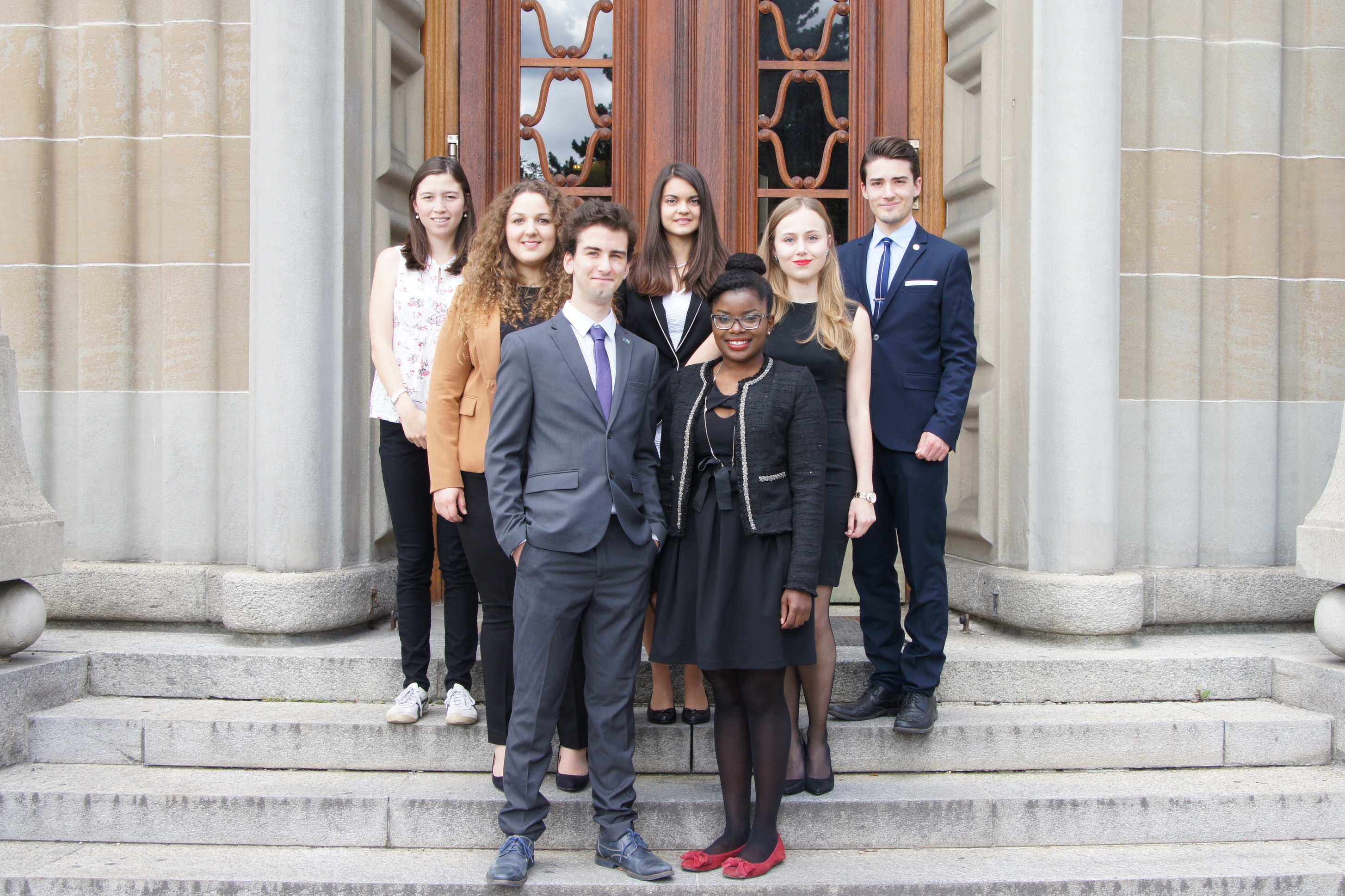 Four Political Science Students Founded The Association Mun Team University  Of Zurich In 2007 Toanize A Delegation To The Harvard Worldmun 2008 In